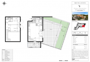 T3 Duplex - Acheter appartement la trinité